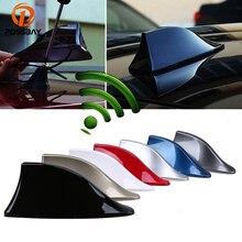 Posbay Автомобильная крыша специальное радио FM Акулий плавник антенна сигнальные антенны универсальный авто радио антенна для BMW Nissan Skoda Ford VW
