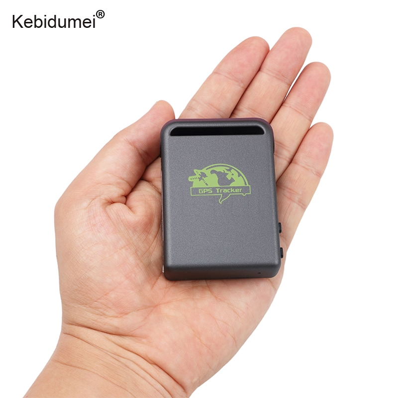 Kebidumei Location Tracking-Device Gps-Tracker Vehicle TK102B CAR GSM Real-Time GPRS