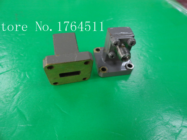 [BELLA] Imported Disassemble Joint SMA Waveguide (Yin) Joint