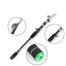 High Performance Sea Fishing Pole Quality Carbon Fiber Telescopic Casting Rod 2.1m