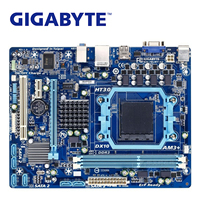 Socket AM3+/AM3 For AMD DDR3 Gigabyte GA 78LMT S2 Motherboard 760G DDR3 USB2.0 16G 78LMT S2 Desktop Mainboard 78LMT S2 Used