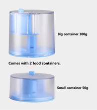 Sunsun Automatic feeder for fish Shrimp Turtle Tank Auto Fish Feeder Timer Food Feeding AK-01 AK-02