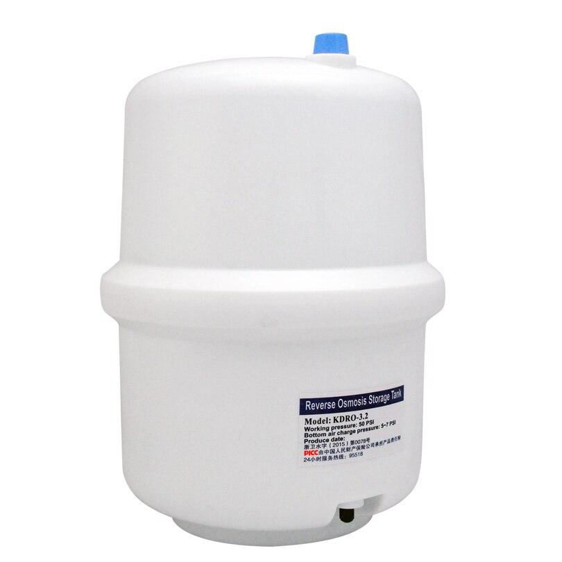 Coronwater обратноосмотический бак 3 галлона пластиковый резервуар для хранения системы обратного осмоса