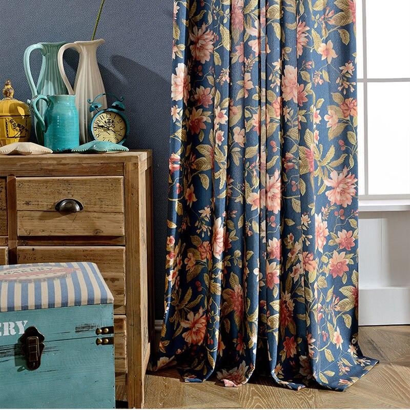 Aliexpress Com Buy Children Room Divider Kitchen Door Curtains Pastoral Floral Window: Popular Rustic Kitchen Decor-Buy Cheap Rustic Kitchen