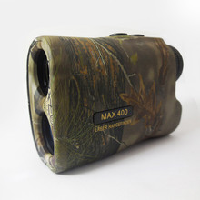 Cheaper High Quality! 400m Hunting Laser Range&Speed Finder Camouflage Range Finder Hunting Rangefinder for Golf and Outdoor Sports