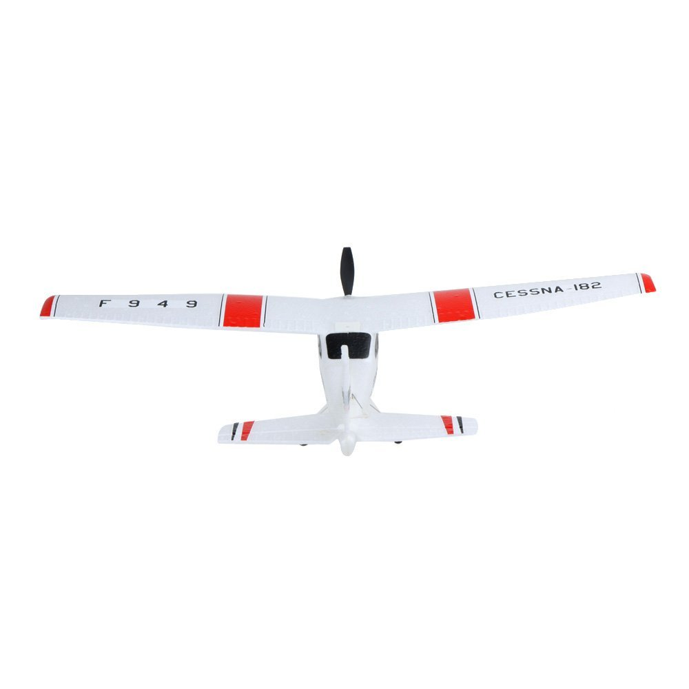 Wltoys F949 3Ch RC Airplane Fixed Wing Plane Outdoor toys with 2.4G Transmitter 3 9 lcd 2 4ghz 3ch transmitter