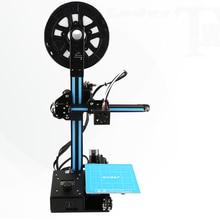 Высокая точность Ender-2 3D принтер DIY Kit RepRap Prusa i3 3D принтер 3D машины металлический с 5 м нити в качестве подарка