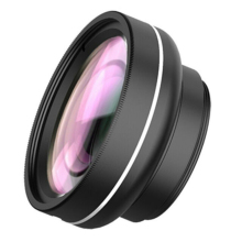 New Wide Angle Lens Phone Super Macro Lens 0.45X Wide Angle External effects Kit Optical Glass For iPhone Huaweo Xiaomi Samsung недорого