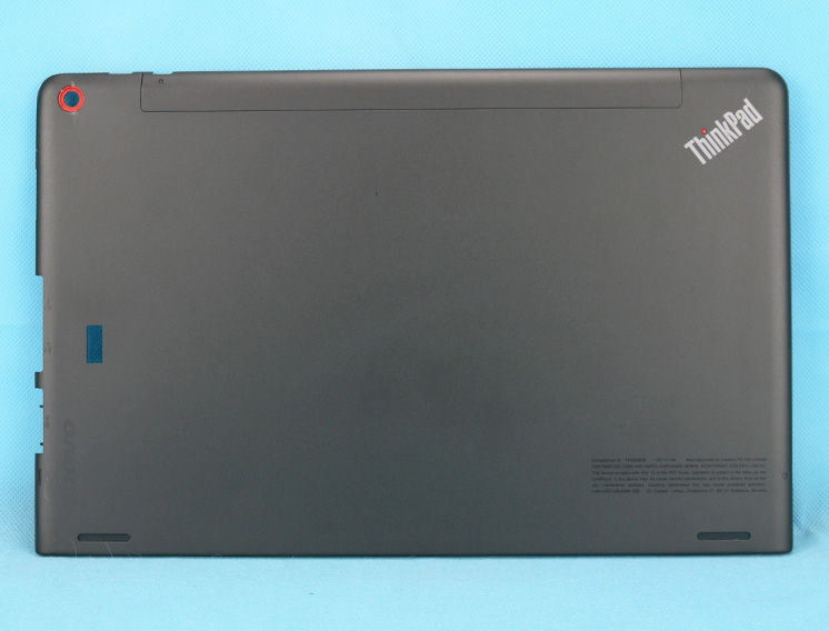 New Original Lenovo ThinkPad Helix 2 (type 20CG, 20CH) LCD Back Cover 00HT546 genuine new for lenovo thinkpad x1 helix 2nd 20cg 20ch ultrabook pro keyboard us layout backlit palmrest cover big enter