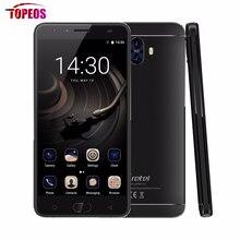 5.5 дюймов Гретель GT6000 6000 мАч Смартфон Android 7.0 MT6737 Quad Core 2 г Оперативная память 16 г Встроенная память Quick Charge 13MP отпечатков пальцев мобильный телефон