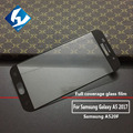 Full Screen Tempered Glass For Samsung A5 2017 A520F Duos Screen Protector Film Lhoyern Brand Free TPU Nano Coating Protective