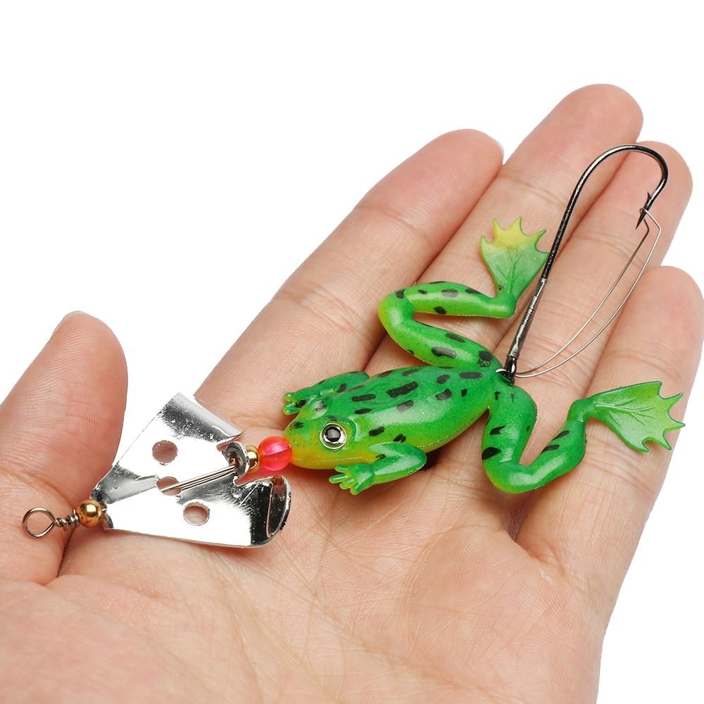 Гатунка 8 штук Мяккая рыбалка прынада - Рыбная лоўля - Фота 4