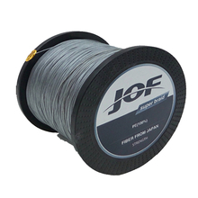 JOF 2017 Peche 8STRANDS 300M Super Strong 8PLYS Japan Multifilament PE 8 Braided Fishing Line 15 20 30 40 50 60 80 120 150 200LB