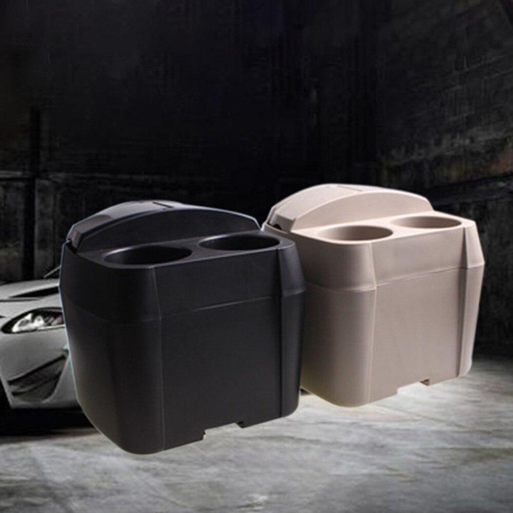 Folding Car Trash Bin Frame Auto Garbage Bin Auto Rubbish Storage Waste Organizer Holder Bag Bucket Accessories
