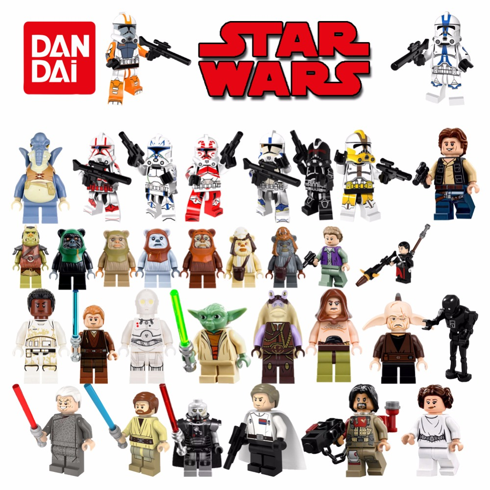 single-sale-legoing-star-wars-luke-leia-han-solo-anakin-darth-vader-yoda-jar-jar-building-blocks-toys-font-b-starwars-b-font-legoing-figures