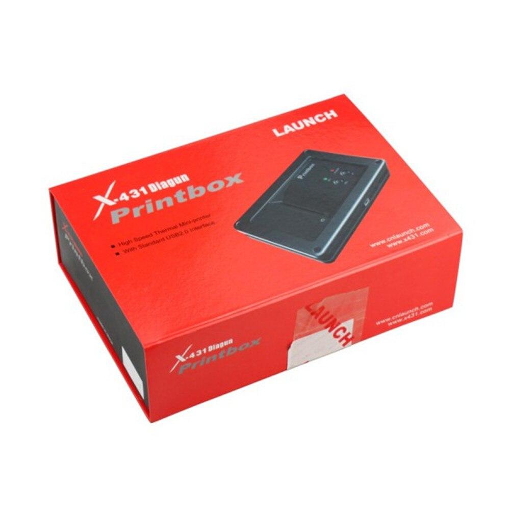 Original Launch X431 Diagun Mini Printer X431 Diagun Printbox Diagun III Printer Free Shipping  2017 new released launch x431 diagun iv powerful diagnostic tool with 2 years free update x 431 diagun iv better than diagun iii