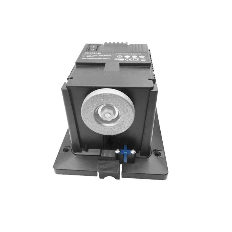 NEW 1pc 56mm 180/360 Grit Diamond Grinding Wheel Circle Grinder Stone Sharpener Angle Cutting Wheel Rotary Tool