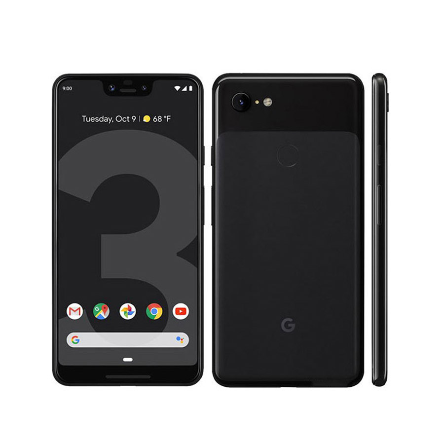 New Original Google Pixel 3 XL Mobile Phone 6.3 4GB RAM 64/128GB ROM Snapdragon 845 Android 9 NFC 3430mAh Battery Smart Phone image