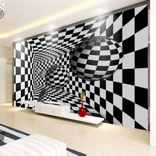 Personalizzato foto murale carta da parati moderna 3d for Carta da parati moderna in 3d
