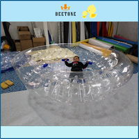 Inflatable Crazy UFO/Inflatable Crazy Water Sofa/Inflatable Floating Towable F8061