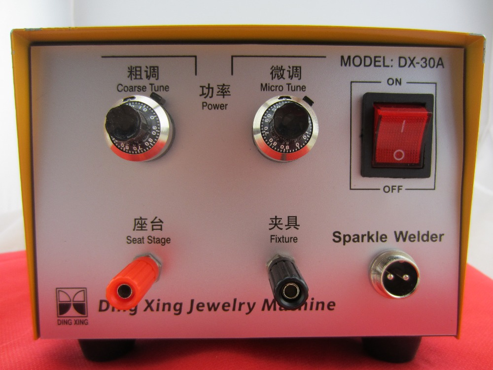 110v necklace making machine ,Yellow Spot Welder ,200W,jewelry Electric gold silver metal frame glasses ring Welding Machine