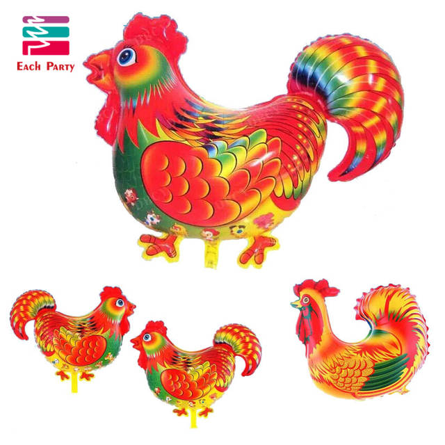 Rooster Party Decorations