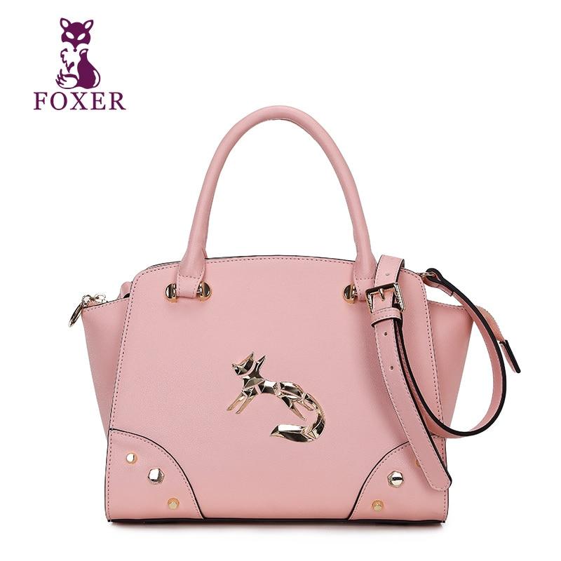 FOXER 2016 luxury handbag women messenger bags split leather bag brand designer handbags ladies shoulder bag crossbody for women женское платье oem 2015 v vestidos pe0719 70 dress