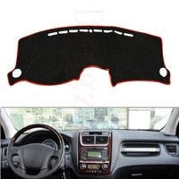 Fit For Kia SPORTAGE Car Dashboard Cover Avoid Light Pad Instrument Platform Dash Board Cover