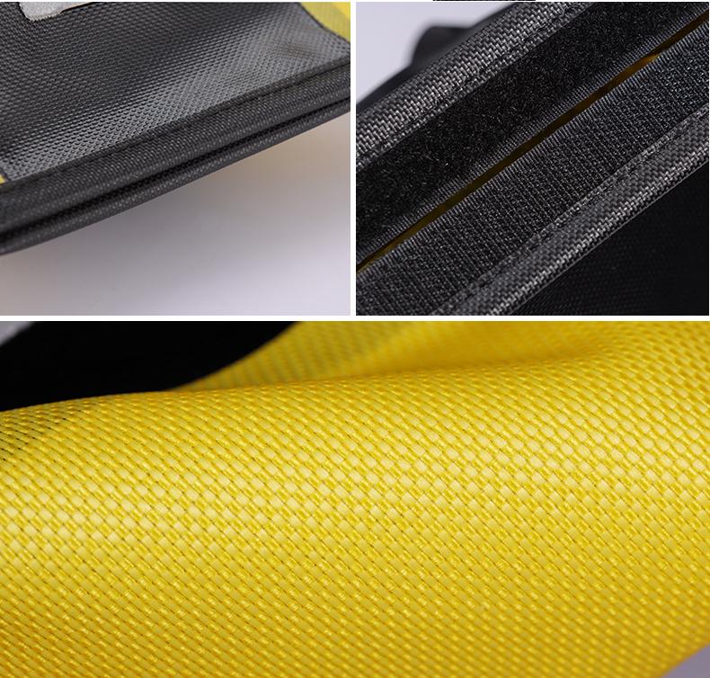 RockBros MTB Road Bike Waterproof Cycling Bicycle Rear Seat Pack Saddle Bag