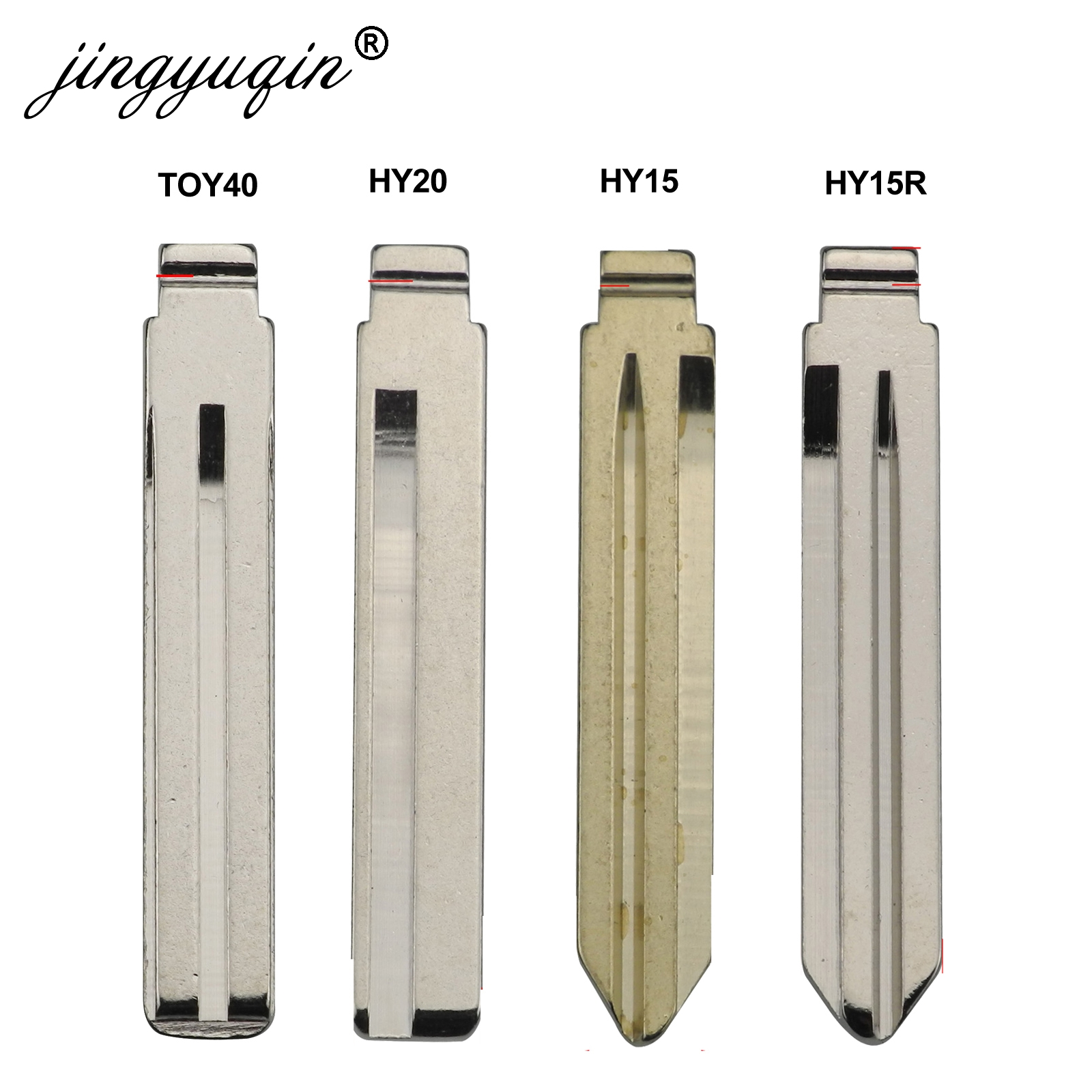 Image 4 - jingyuqin For Hyundai I20 I30 IX35 Avante 433Mhz ID46 Chip 3 Buttons Flip Folding Car Remote Key Fob-in Car Key from Automobiles & Motorcycles