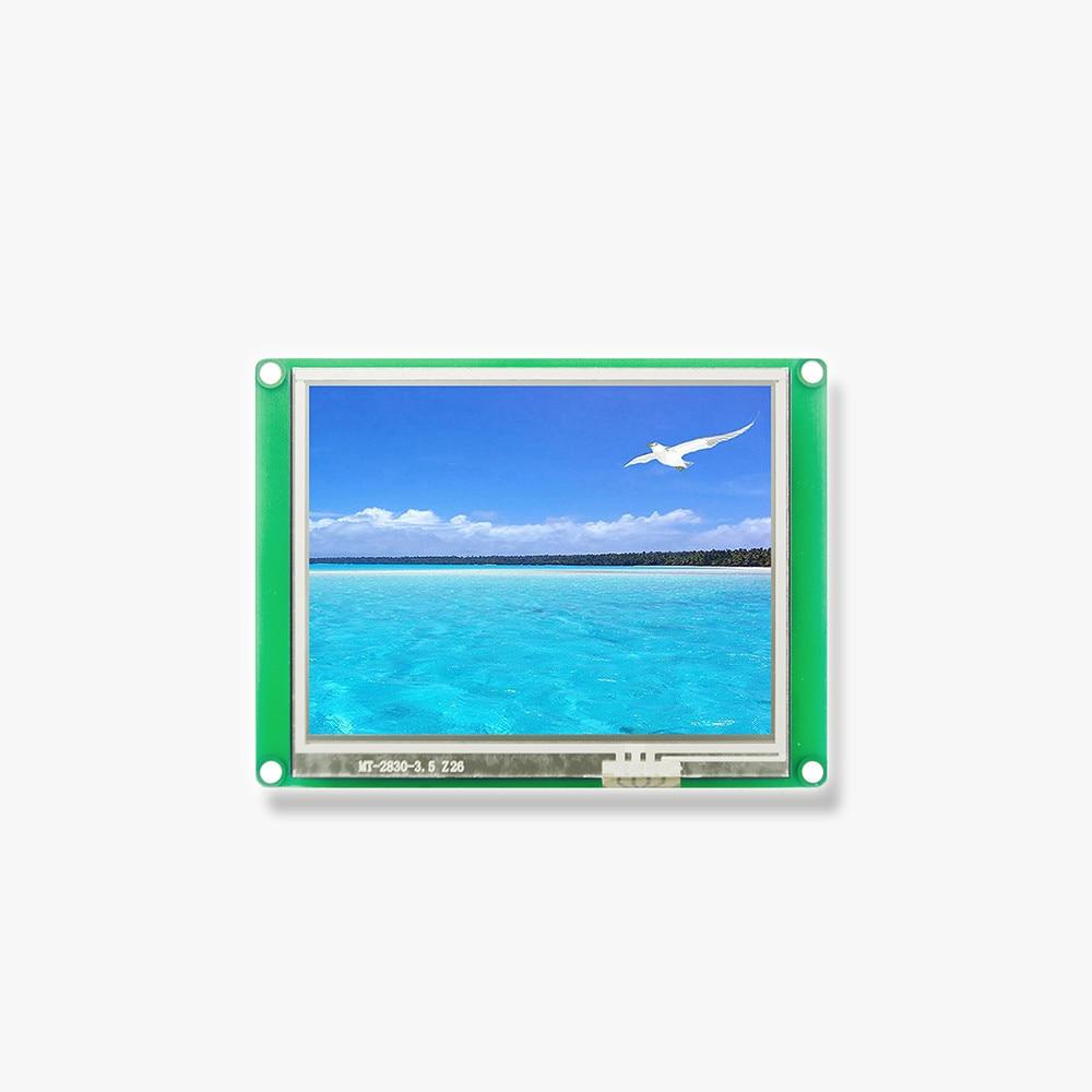 Noenname_null 3,5 Zoll Tft-bildschirm Mit Widerstand-touch Spi 5 V Ttl-schnittstelle 320*240 64 Karat Farbe Lcd Display Unterhaltungselektronik Bildschirme