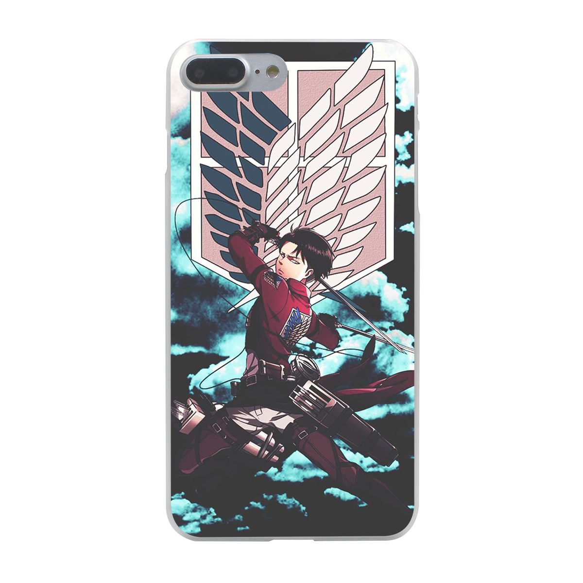 Attack on Titan Phone Case for Apple iPhone
