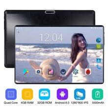 10 дюймов, 10,1 дюймов, 3G, 4G, четырехъядерный планшетный ПК, Android, 4G, 32G, планшет, 1280x800, ips, 2.5D G+ G, сенсорный экран