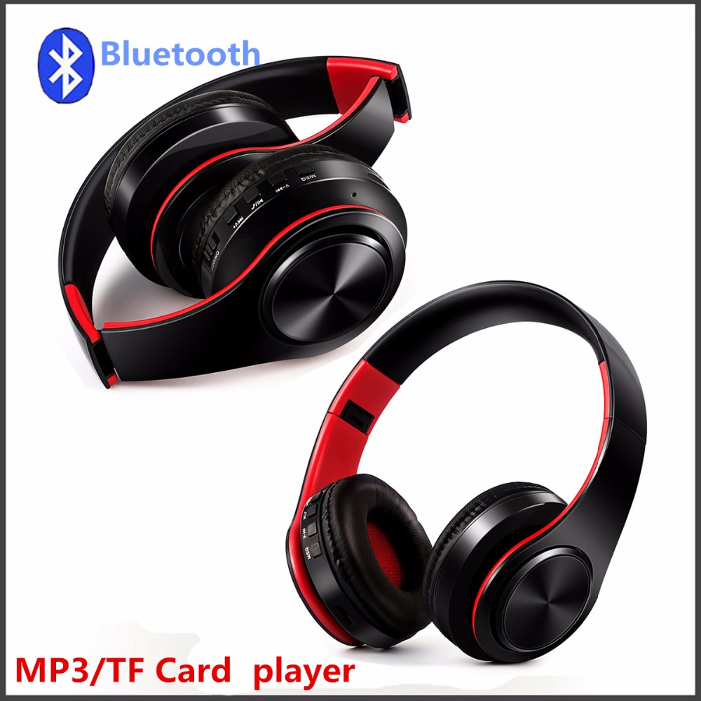 vogue stereo Headphone Bluetooth Headset Foldable Wireless Headphones Bluetooth  player support TF card with Mobile phone music t8 wireless bluetooth headphone foldable sport stereo earphone hifi headset handsfree with microphone support tf card music play
