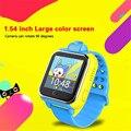 3G reloj teléfono Inteligente Reloj Bebé JM13 GPS Wifi Soporte GSM WCDMA con Cámara Giratoria Monitor Remoto Smartwatch chlid pk Q90 Q80 Q50