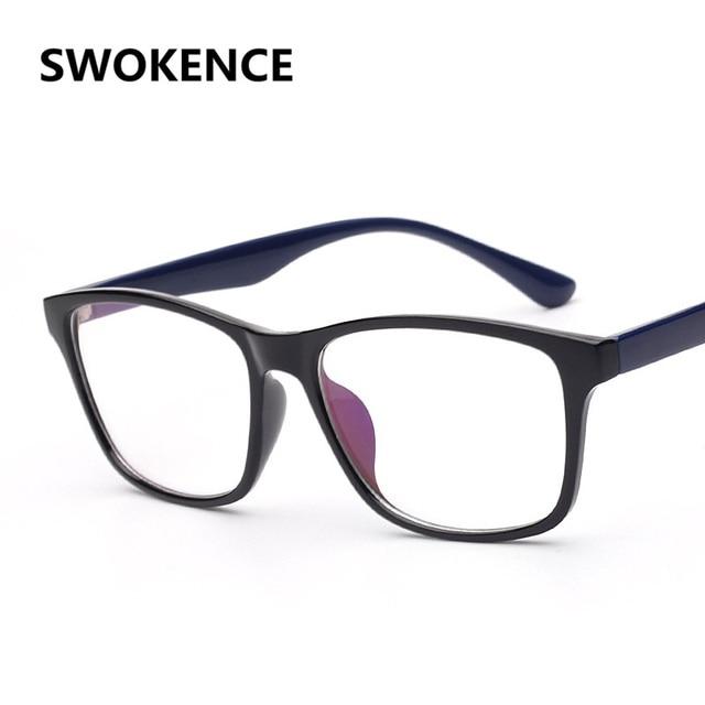 6311b18f34de Высокое качество Большой Размеры анти-излучения без диоптрий Очки Для  женщин Для мужчин модные очки