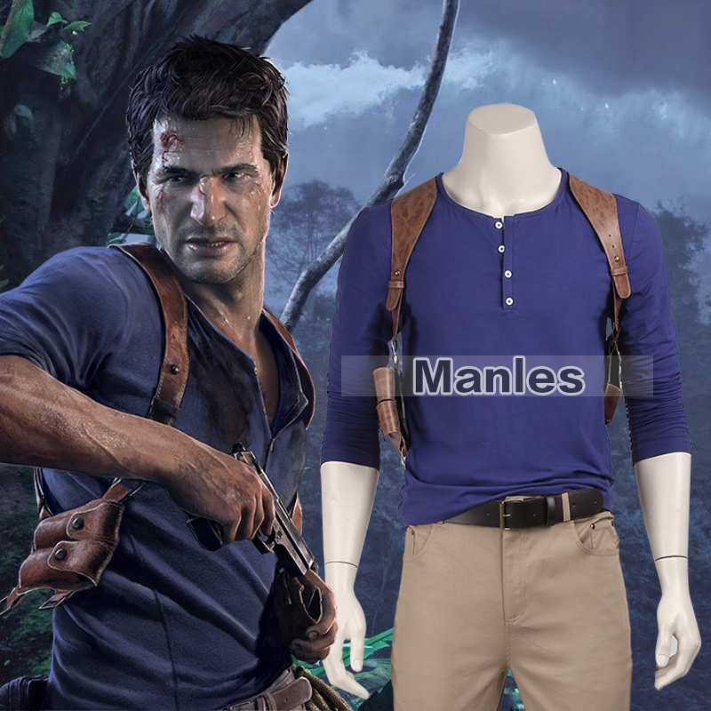 Uncharted 4 Nathan Drake Costume A Thief S End Nathan Drake