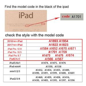 Image 5 - Детский чехол для iPad 2, 3, 4, мягкий силиконовый чехол подставка для планшета для ipad 9,7 дюйма 2017, 2018, mini 5, 4, 3, 2, 1, Air 2, 3, pro10.5
