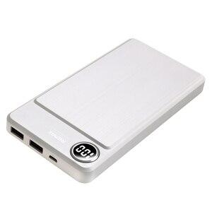 Image 2 - Remax RPP 59 batteria Ai Polimeri di 20000 mAh banca di Potere Dual USB Powerbank Batteria Esterna Caricatore Del Telefono Mobile Portatile di Ricarica Veloce