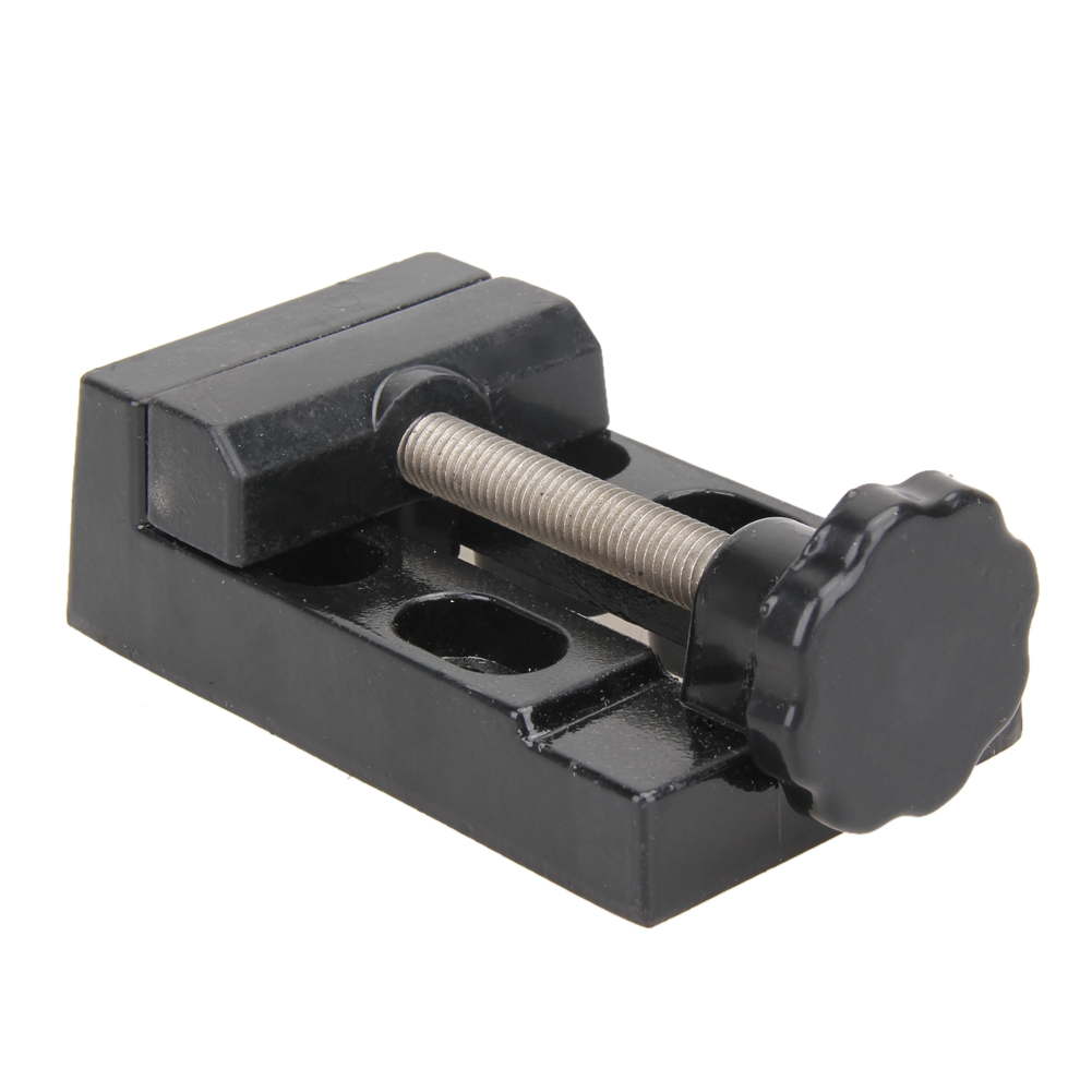 Mini Aluminum Alloy Table Vise Metal Table Clamp Locksmith Clip Bench Clamp DIY Toys Parts Hand Tool ...