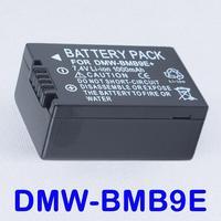 Lithium Ion Rechargeable Battery Pack For Panasonic Lumix DMW BMB9 DMW BMB9E DMW BMB9 BMB9E DMWBMB9
