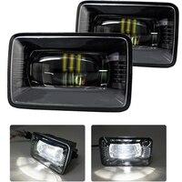 Pair Fog Lights 4.5inch Type F2 XB High Power LED Fog Lamps For Ford LED Fog Lights Lamps