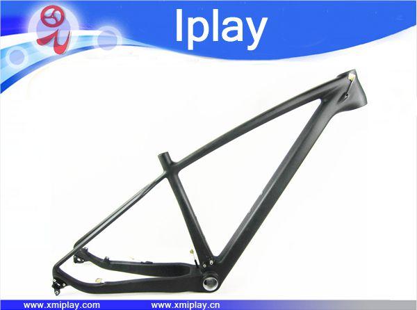 Super Light T800 Carbon Mtb Frame 27.5er Mtb Carbon Frame 650B Carbon Mountain Bike Frame 142*12 Or 135*9mm Bicycle Frame