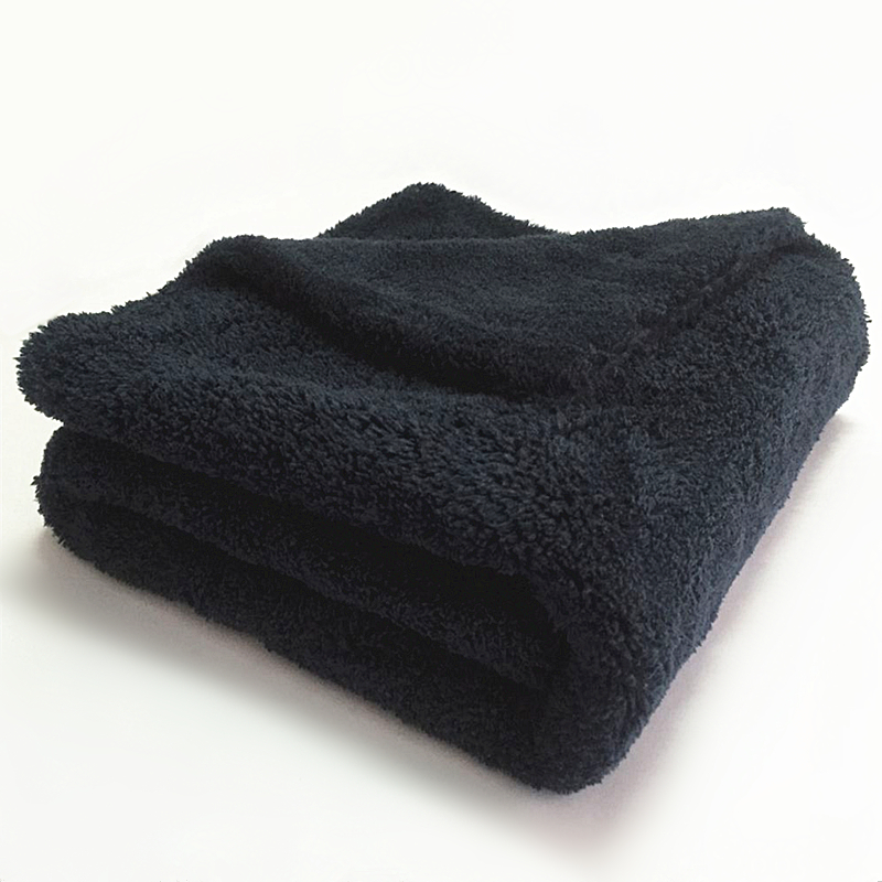 60X40CM 500GSM Premium Microfiber Car Detailing Towel Ultra Soft Edgeless Towel Perfect For Car Washing, Drying and Detailing