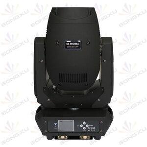 Image 2 - 200W LED Lyre 이동 헤드 라이트 빔 스포트 라이트 DJ 디스코 나이트 클럽 파티/SX MH200A