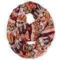 [Ода К Радости] Мода женщин шарф большой размер печатных шарфы геометрия шифон шарф шали и хиджабы хорошего качества