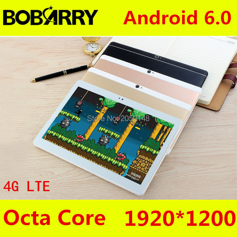 Free shipping 2017 Newest 10 inch 3G 4G Lte Tablet PC Ocat Core 4GB RAM 64GB