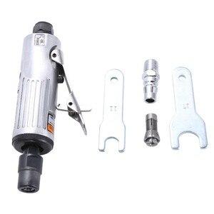 """Image 4 - 1/4 """"空気圧グラインダーダイグラインダー研削ミル彫刻ツール研磨機空気圧ツール"""