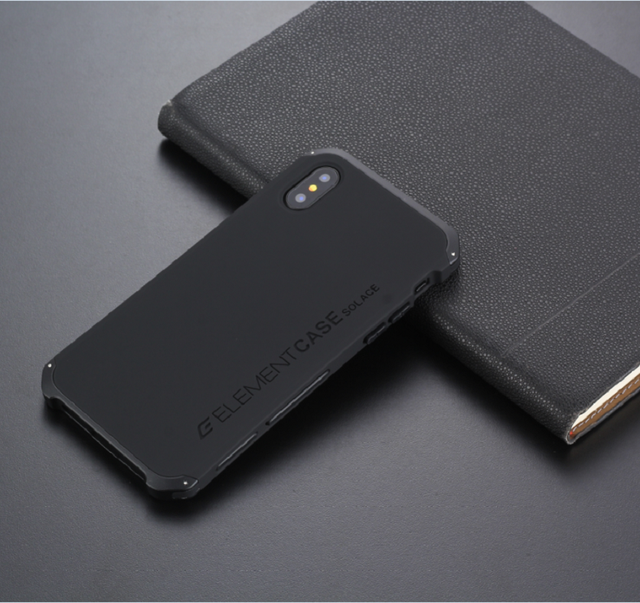 26b69ecc Luxury Element Phone Bag Cases for iPhone X with Designer's Aluminium and  Hard Back PC Case For iPhone X 5.8