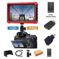 Lilliput A7S 7 дюймов очень тонкий ips Full HD 1920x1200 4 К HDMI на Камера видео поле монитор для Canon Nikon sony DSLR Камера видео